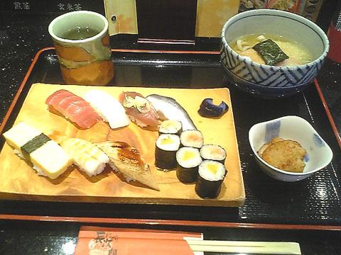 780円梅ランチ
