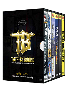 TB SERIES COMPLETE DVD COLLECTION