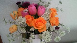 お花満開♪