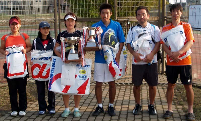 2009年秋季シングルス