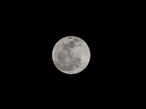 2012の最初の満月2