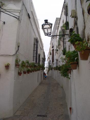アルコスの花の小道
