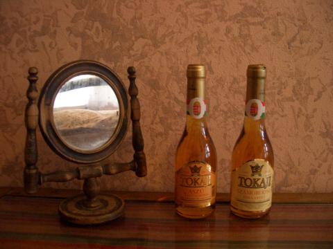 トカイワイン。甘さのレベルで何種類もある。