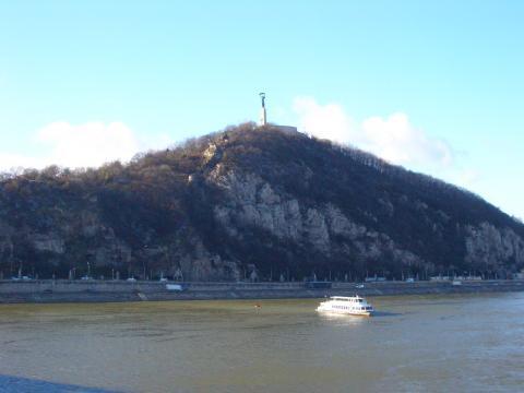 ゲッレールトの丘