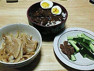 23日のご飯