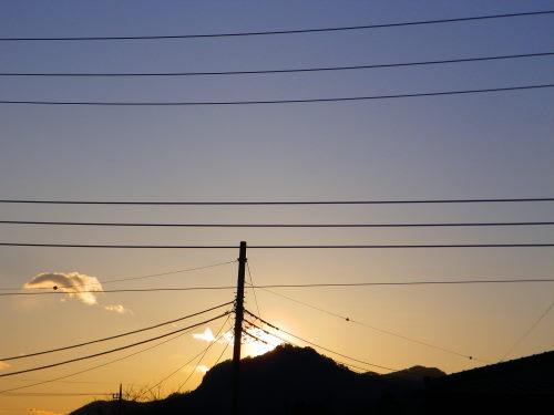 夕陽310