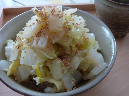 091107白菜丼