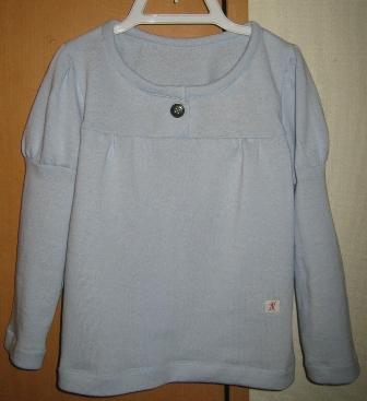 ガールズTシャツ100