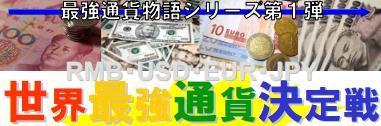 世界最強通貨