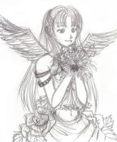 ラクガキ天使