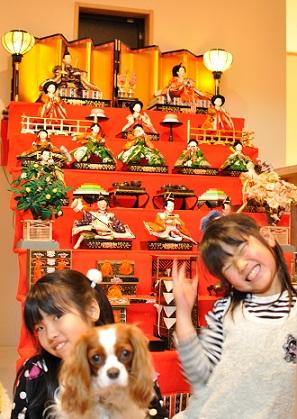 2011雛祭り