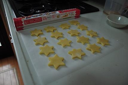 久々クッキー