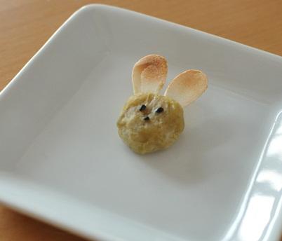ウサギですん