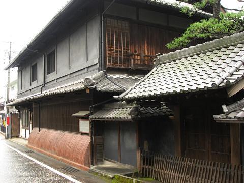 中野村庄屋の家