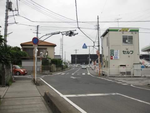 旧日光街道・上高野