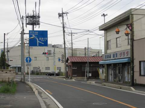 旧日光街道・南