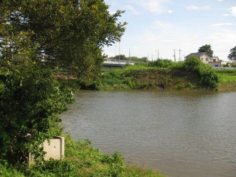 中川と行幸橋