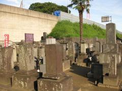 池田鴨之助の墓