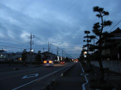 中田の松原