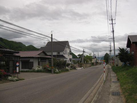 県道347号 長野林