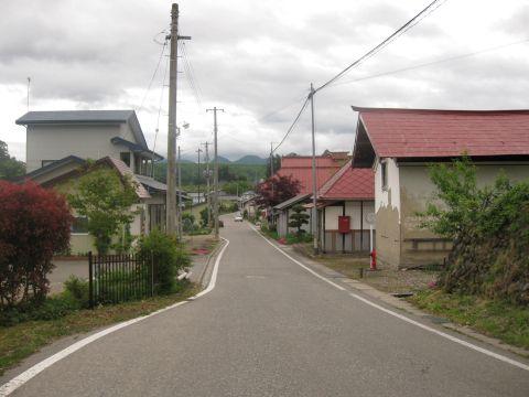 下川原集落