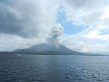 鹿児島_クルーズ桜島噴火06