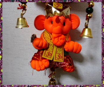絵日記10・28象の神様