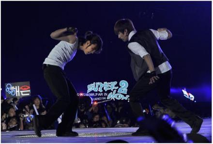 super show 上海 17