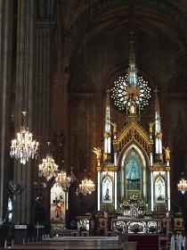 サン・セバスチャン教会1