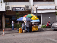 street food in Ermita