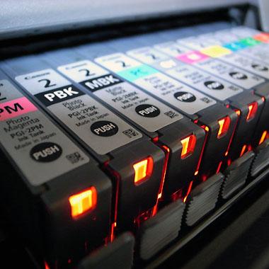 PIXUS Pro9500 インク02
