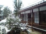 京都雪景色 その1