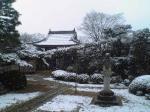 京都雪景色 その2