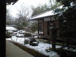 2007年3月18日京都雪景色その5