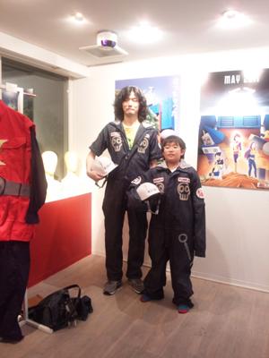 鈴木少年とザリガニさん
