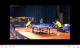 許(中国)の多球練習映像(世界卓球2011)