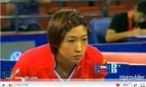 中国オープン2011 馮天薇VS劉詩文(女子)