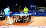 馬龍(中国)の多球練習映像2(世界卓球2011)