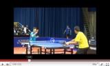 馬龍(中国)の多球練習映像(世界卓球2011)