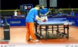 王励勤(中国)の多球練習映像(世界卓球2011)