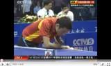 中国卓球 超級リーグ2011 馬龍VS許1