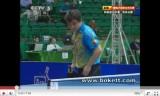 UAEオープン2011 王皓VS馬龍3/6