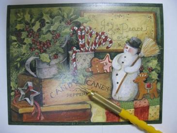 2009クリスマス:シャドー