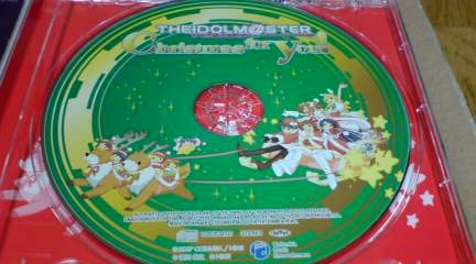 THE IDOLM@STER Christmas for you! CD
