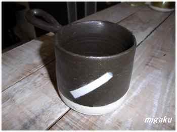 ミルクパン(鍋土)