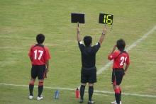 ★人生もサッカーもど根性★