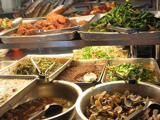 シンガポールお惣菜