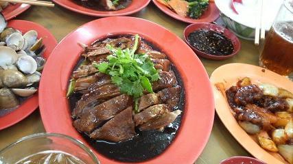 シンガポールお惣菜2