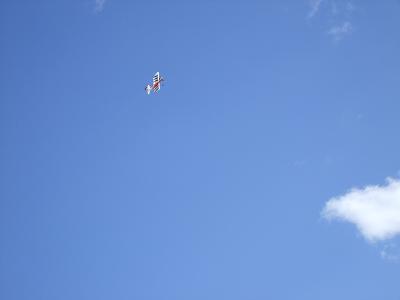 ラジコン飛行機