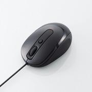 ELECOM 3ボタン光学式マウス[S]M-Y4UR